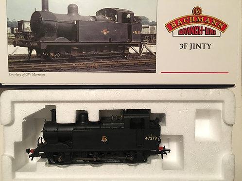 32-229 3F FOWLER JINTY 47279 BR BLACK EARLY EMBLEM