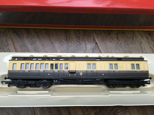 R.4199 GWR CLERESTORY 3RD / BRAKE COACH 3321