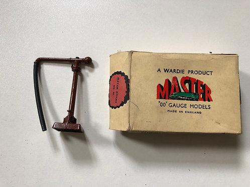 WARDIE MASTER MODELS No 48 WATER CRANE