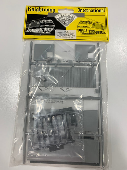 KNIGHTWING - PM115 PORTAKABIN PACEMAKER (PORTABLE BUILDING)