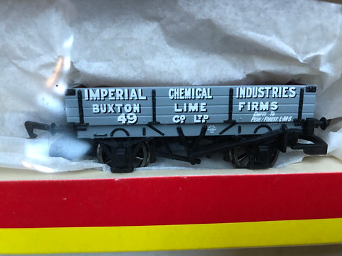 R.6231A 3 PLANK WAGON IMPERIAL CHEMICALS - BUXTON
