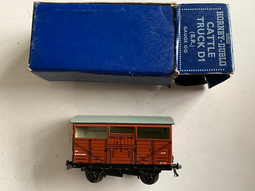 32020 D1 CATTLE TRUCK BR BOXED 5/1953