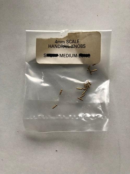 HANDRAIL KNOBS - MEDIUM (contents per packet shown)