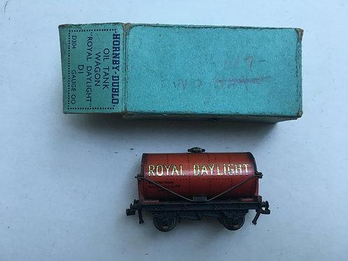 32070 VINTAGE OIL TANK WAGON ROYAL DAYLIGHT 3/1939 BOXED