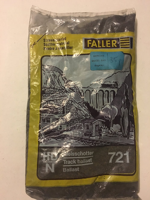 FALLER 721 TRACK BALLAST