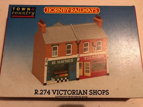 R.274 VICTORIAN SHOPS