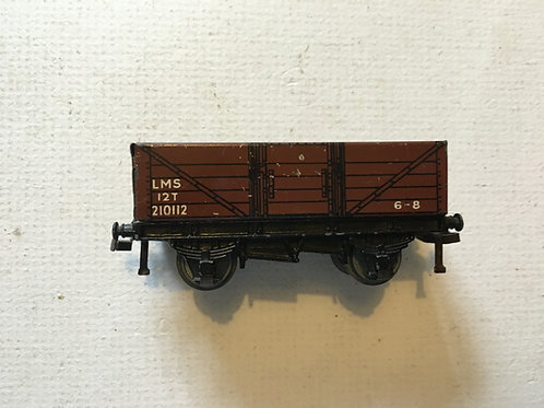 32075 LMS 12T OPEN WAGON 210112