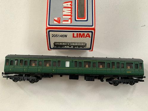 205146 BR GREEN CLASS 117 COMPOSITE COACH W59518