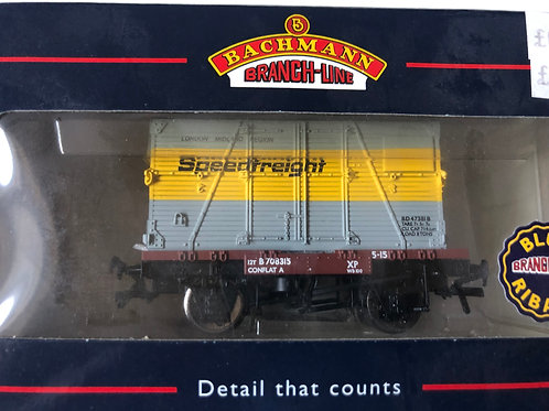 37-950 CONFLAT WITH BD CONTAINER 'SPEEDFREIGHT'