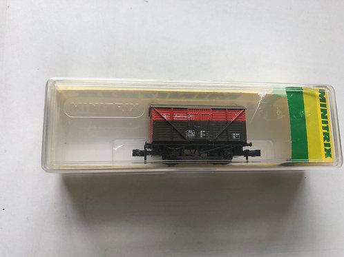 13631 RAILFREIGHT VAN