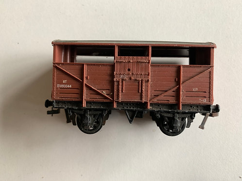 32021 SD6 8 TON CATTLE WAGON - UNBOXED
