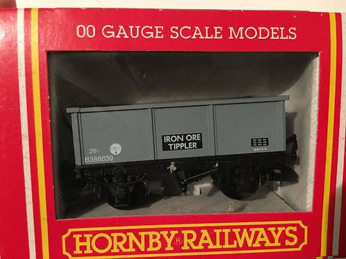 R.388 BR GREY IRON ORE TIPPLER WAGON