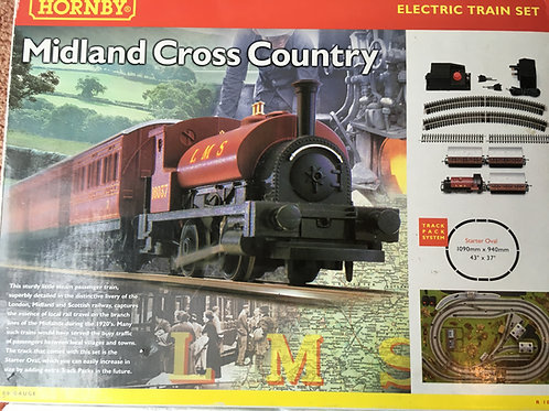 R.1027 MIDLAND CROSS COUNTRY TRAIN SET