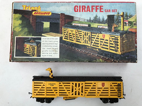 R.348 GIRAFFE BOX CAR