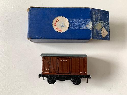32065 MEAT VAN D1 (L.M.S.) N19631 BOXED