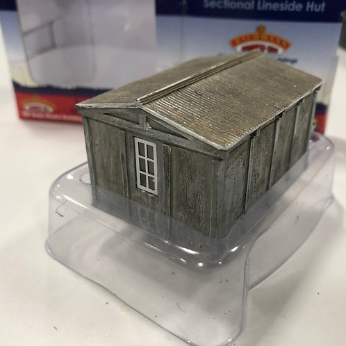 44-036 SECTIONAL LINESIDE HUT