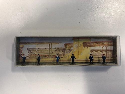 MERTEN N 908 - RAILROAD STAFF