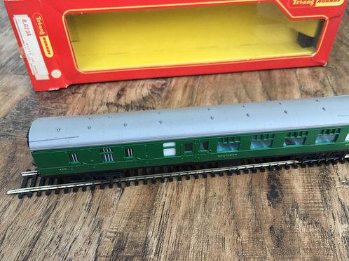 R.623A BRAKE / 3RD COACH GREEN SR 4351