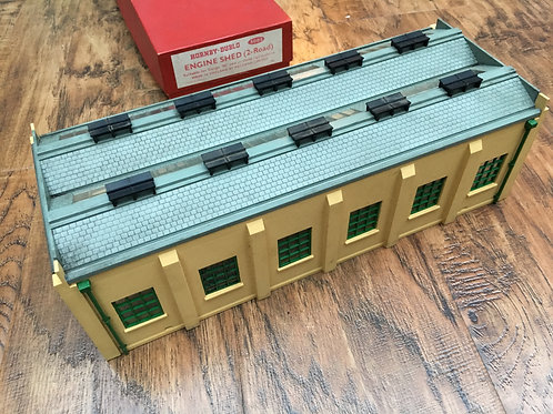 5005 ENGINE SHED (2 ROAD) BOXED