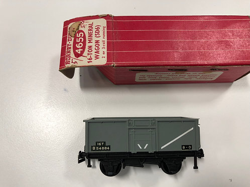 4655 16 TON MINERAL WAGON (SD6) (metal couplings) BOXED