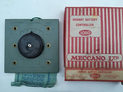 1080 HORNBY BATTERY CONTROLLER