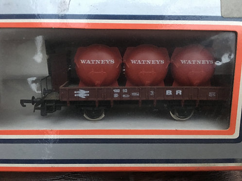 302822 WATNEYS BEER WAGON