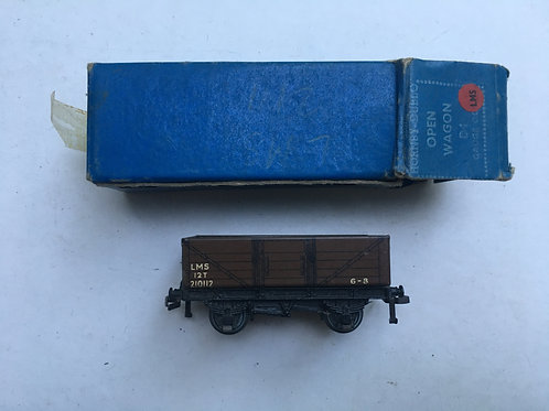 32075 OPEN WAGON D1 (LMS) BOXED