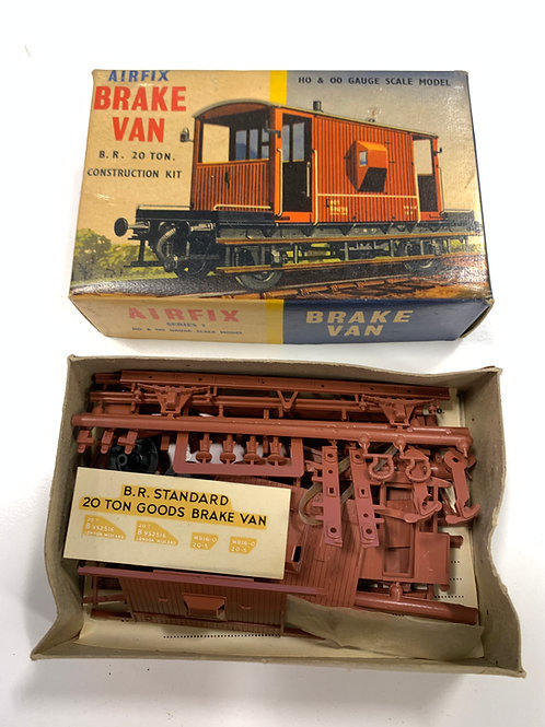 SERIES 1 BRAKE VAN MODEL KIT