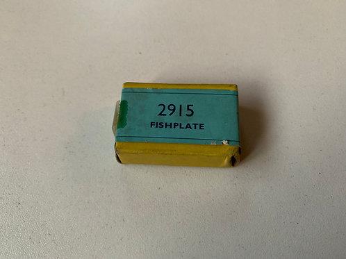 2915 FISHPLATES