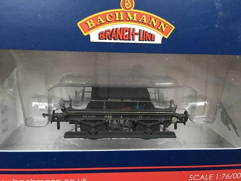 38-679 GWR SHUNTERS TRUCK MARGAM JUNC BR BLACK (WEATHERED)