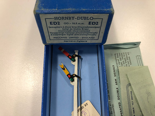 32136 ED2 ELECTRIC DOUBLE ARM SIGNAL
