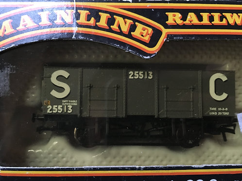 937391 20T MINERAL WAGON STEVENSON CLARKE SC