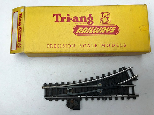 T.160 TYPE B TRACK - LEFT HAND POINTS - BOXED
