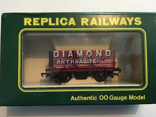 13203 7 PLANK WAGON 'DIAMOND'