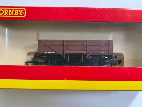 R.6395 5 PLANK WAGON BR (EX SR) S14540