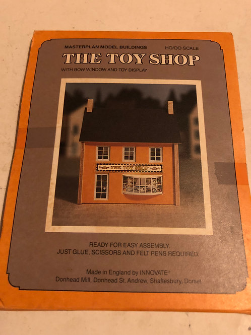 MASTERPLAN MODEL BUILDINGS - THE TOY SHOP