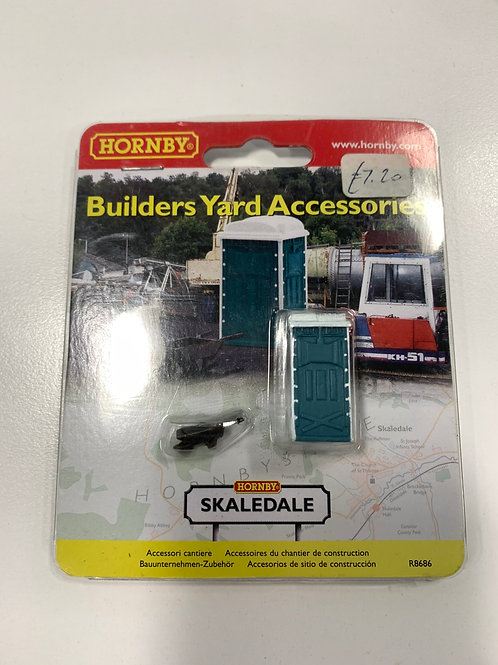 R.8686 SKALEDALE - BUILDERS YARD ACCESSORIES