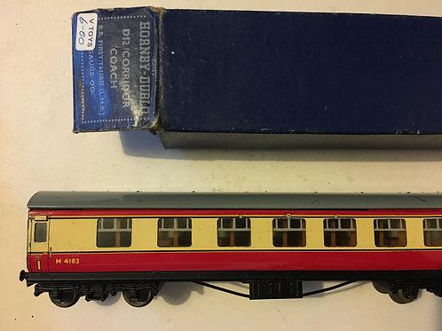32017 D12 CORRIDOR COACH L.M.R. 1st/2nd M4183
