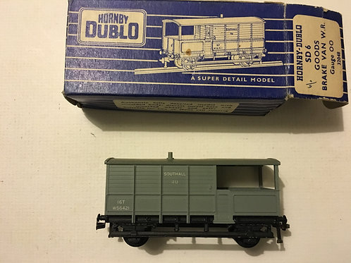 32048 SD6 GOODS BRAKE VAN WR SOUTHALL