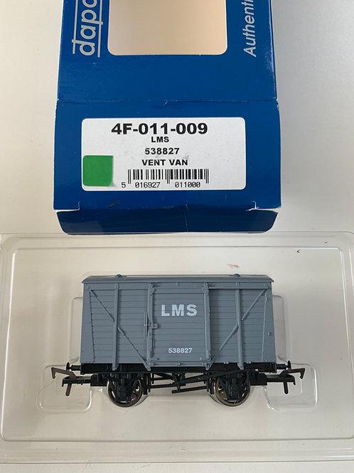 4F-011-009 LMS 538827 VENT VAN