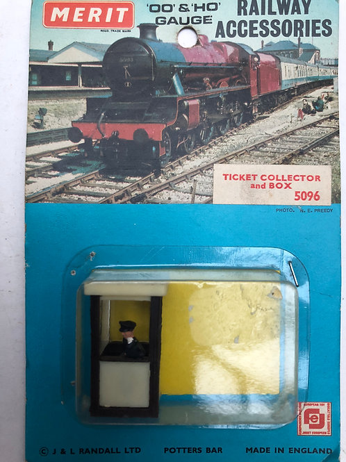 MERIT 5096 TICKET COLLECTOR AND BOX