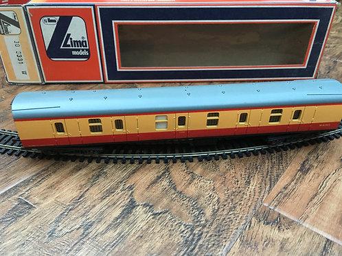 305331W BR RED / YELLOW BRAKE COACH M80855