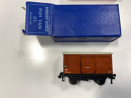 32035 NE FISH VAN D1 8/1952 BOXED