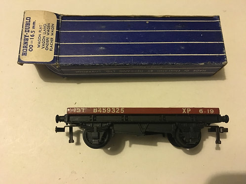 32085 D1 LOW SIDED WAGON (2 OR 3 RAIL)