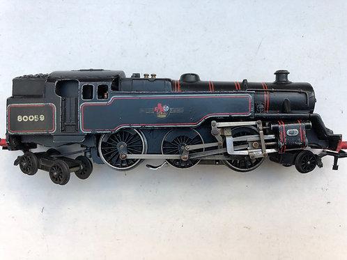 3218 2-6-4 BR BLACK TANK LOCOMOTIVE 80059