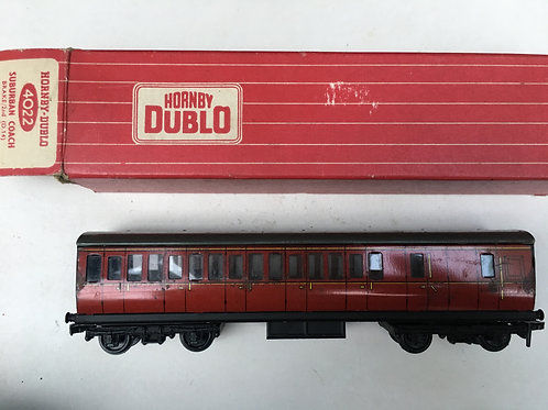 4022 SUBURBAN COACH BRAKE/2ND B.R. MAROON (D14) - BOXED