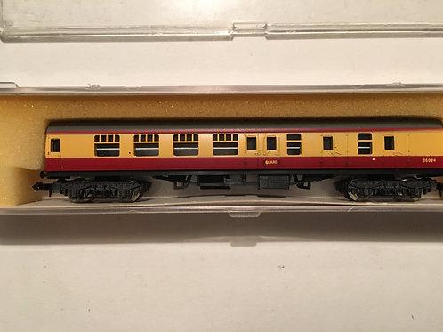 320358 BR RED / YELLOW GUARD BRAKE COACH 35024