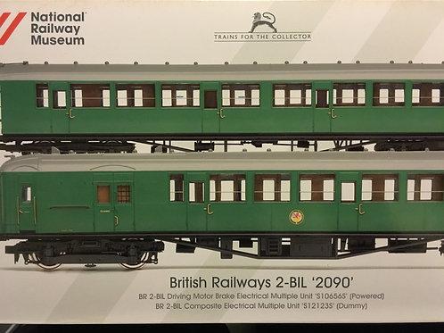 R.3177 BR 2-BIL 2090 SOUTHERN RAILWAYS TRAIN PACK