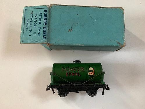 DR383 32080 POWER ETHYL PETROL TANK WAGON - BOXED 3/1948