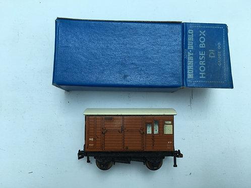 32060 NE HORSE BOX D1 BOXED 6/1952
